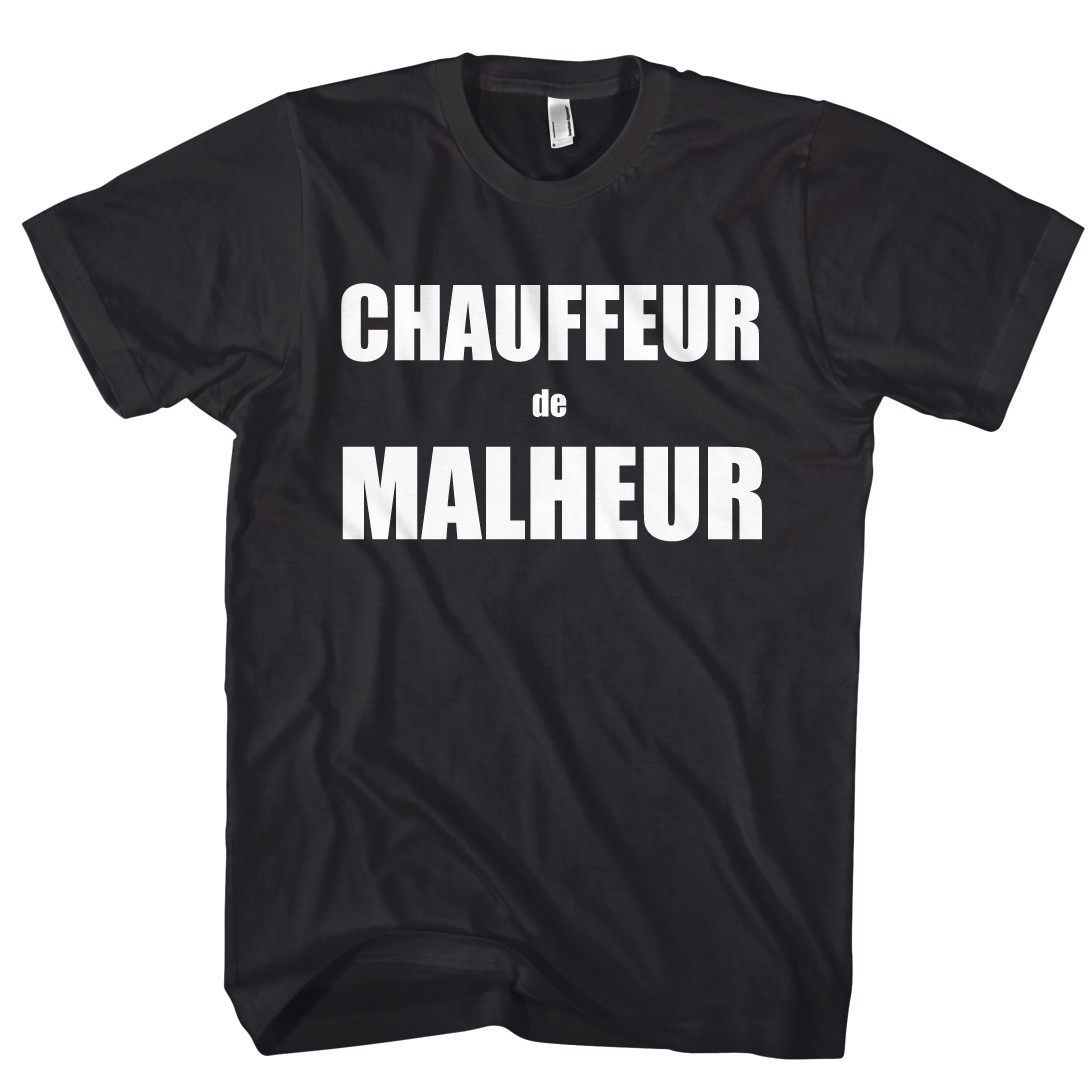 Chauffeur shirt