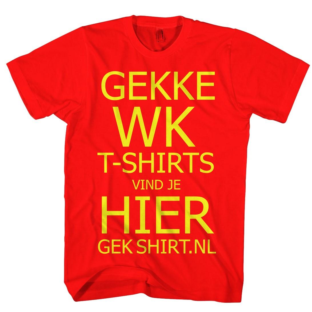 GEK WK T-SHIRT