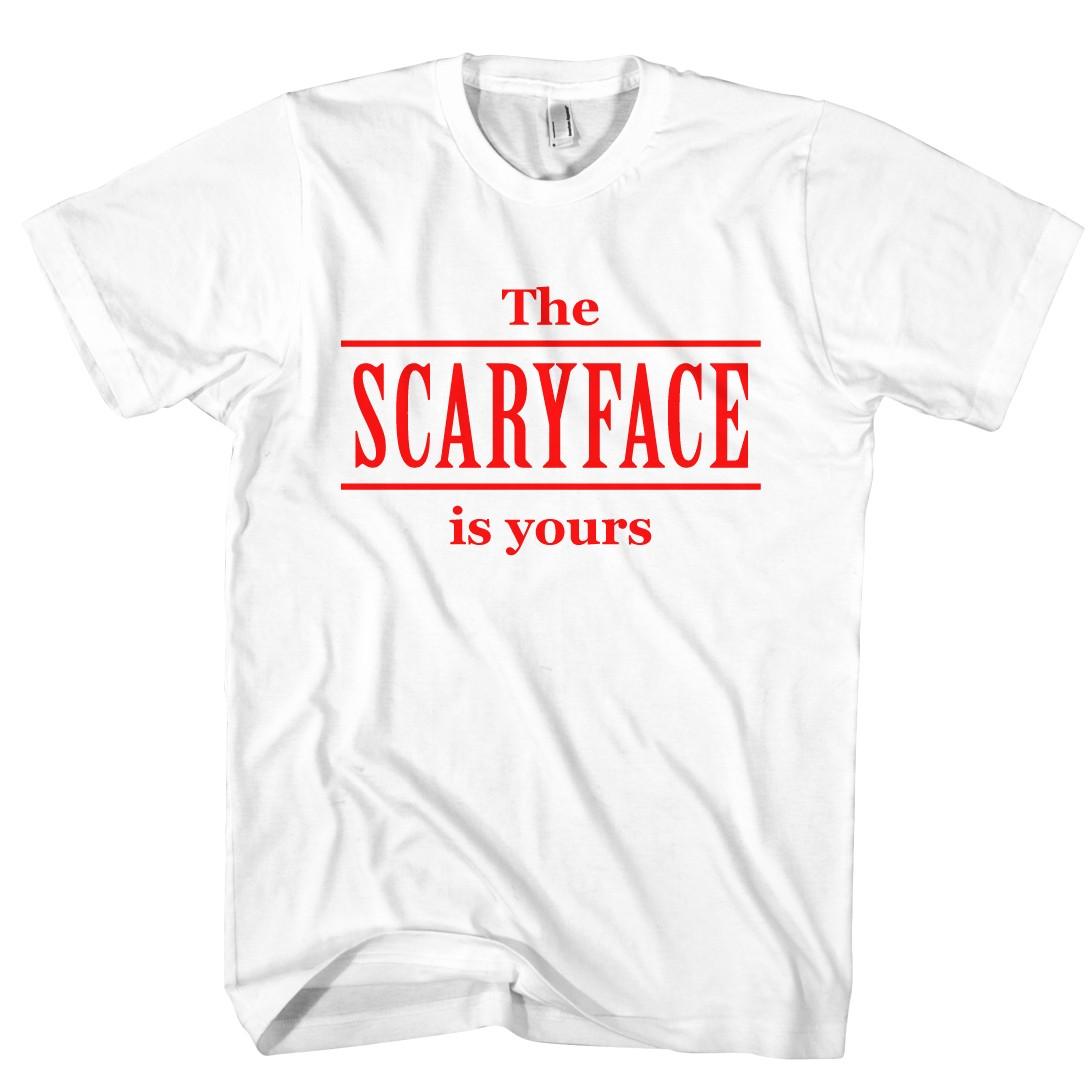Shirt, Scaryface