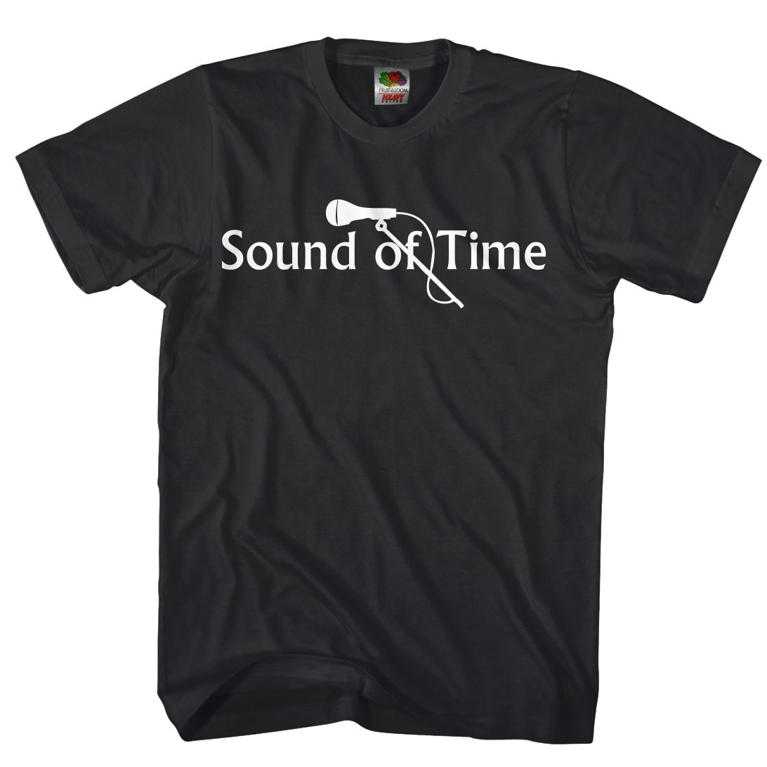 Sound of time T-shirt