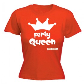 Party Queen Dames shirt